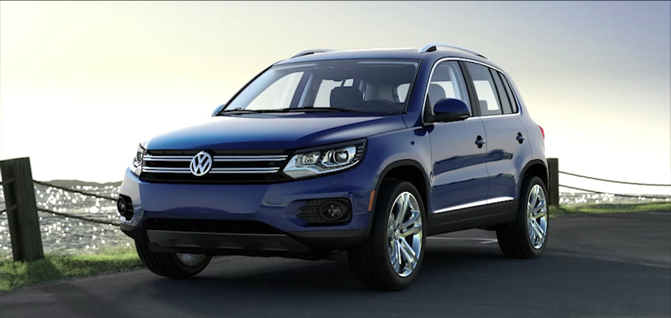2013 Volkswagen Tiguan Lease
