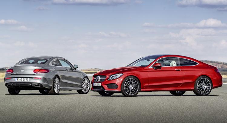 Mercedes benz c coupe lease deals